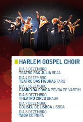 Harlem Gospel Choir : Tributo Especial a BB King