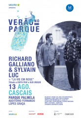 Richard Galliano & Sylvain Luc – Verão no Parque