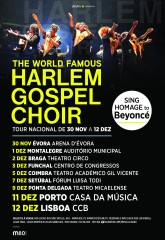 Harlem Gospel Choir – Homage to Beyoncé