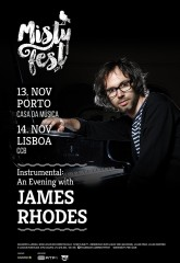 James Rhodes – Misty Fest