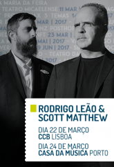 Rodrigo Leão & Scott Matthew – Life Is Long 2018