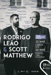 Rodrigo Leão & Scott Matthew – Life Is Long – 2018