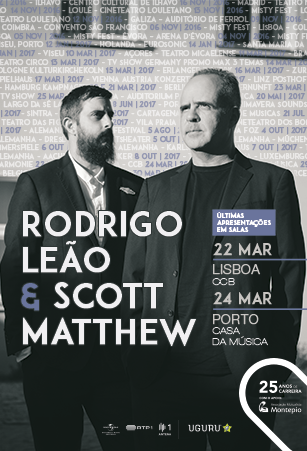 RODRIGO LEÃO & SCOTT MATTHEW - LIFE IS LONG