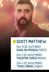 SCOTT MATTHEW : MISTY FEST