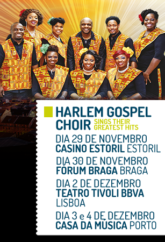 Harlem Gospel Choir : sings Their Best Hits