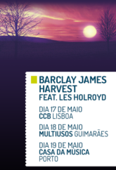 Barclays James Harvest ft. Les Holroyd