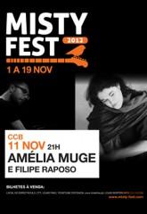 Amélia Muge + Filipe raposo