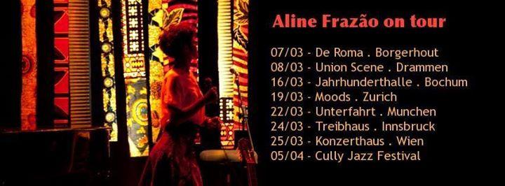 aline tour