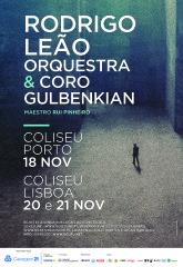Rodrigo Leão – Coliseus