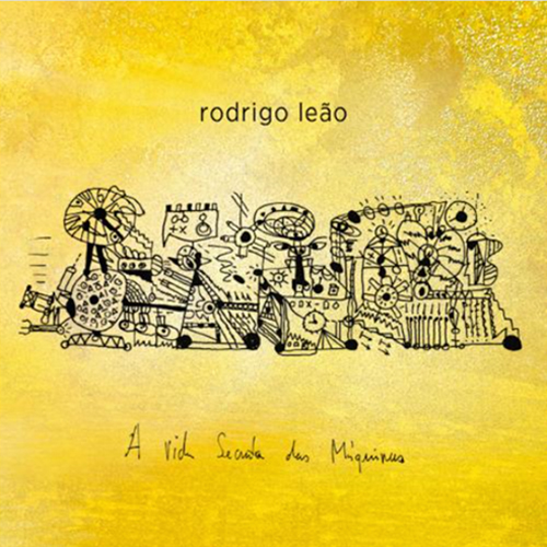 RODRIGO LEÃO – A VIDA SECRETA DAS MÁQUINAS