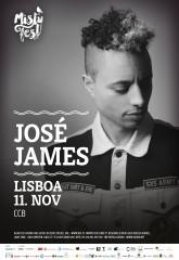 José James – Lisboa