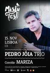 Pedro Jóia Trio – Misty Fest