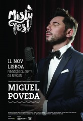 Miguel Poveda – Misty Fest