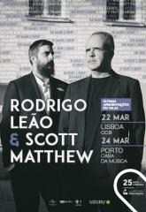 Rodrigo Leão & Scott Matthew – Life Is Long – 2018