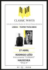 Classic Waves – Rodrigo Leão Hauschka