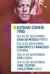 AVISHAI COHEN : MISTY FEST