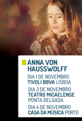 Anna Von Hausswolff : Misty Fest