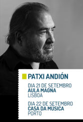 Patxi Andion :  50 aniversário