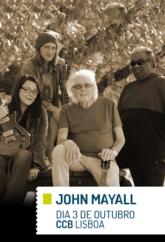 John Mayall & The Bluesbrakers : the 85th anniversary tour